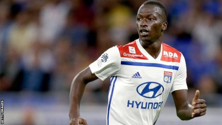Maillot THIRD OL Pape Cheikh DIOP
