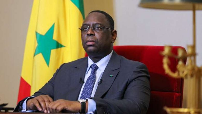Macky Sall message à la nation