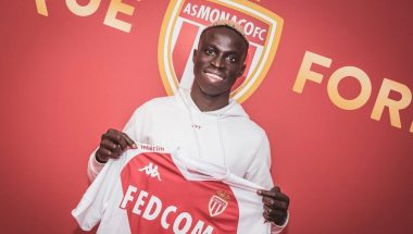 Football : Krépin Diatta signe avec l'AS Monaco